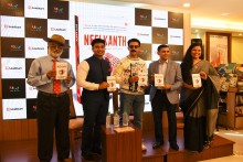 'Neelkanth' By IRS Officers, Satyam Srivastava And Rajeev Garg, Launched By Rajkummar Rao