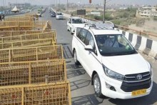 Ghazipur Border Reopens For Vehicular Movement From Delhi To UP After 35 Days
