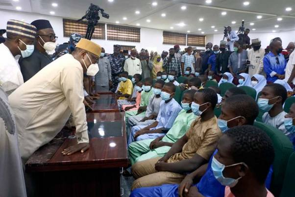 279 Kidnapped Schoolgirls Are Freed: Nigerian Governor
