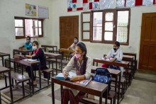 54 Students Test Positive For Covid-19 In A School in Haryana