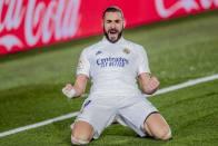 Celta Vigo 1-3 Real Madrid: Karim Benzema Brace Helps Keep Los Blancos In La Liga Title Hunt