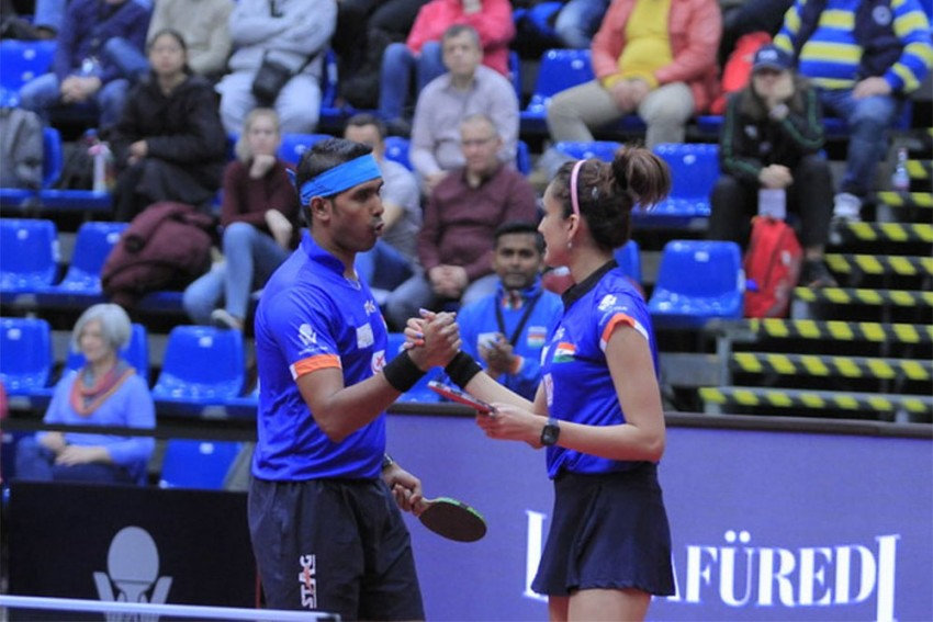 Sharath Kamal, Manika Batra Seal Tokyo Olympic Berth In Mixed Doubles After Winning Asian Qualification Event