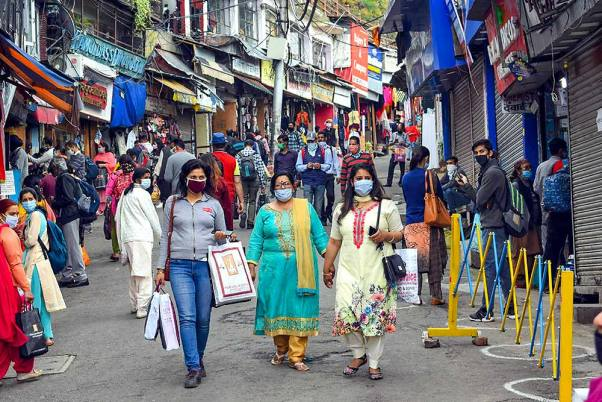Covid-19: Fine Of Rs 5000 Imposed In Himachal's Una District For Not Wearing Face Mask