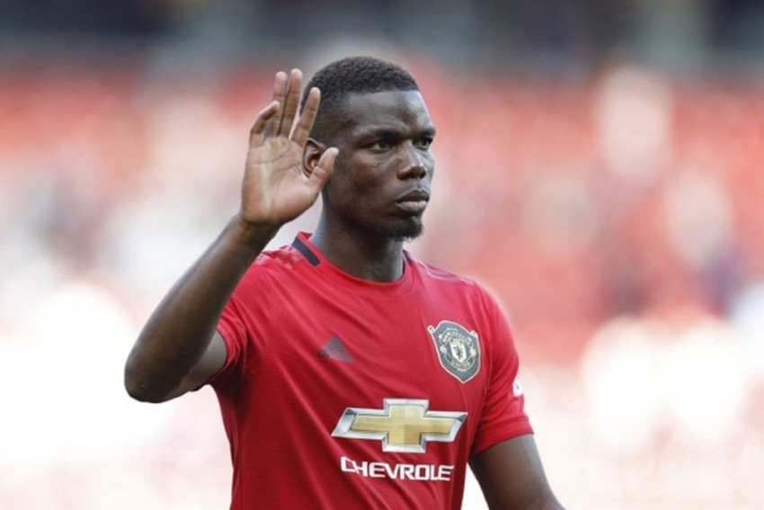 Manchester United: Solskjaer Says Paul Pogba Not Focused On Contract Talks
