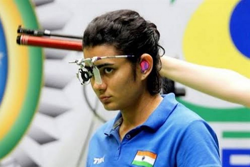 ISSF Shooting World Cup: Yashaswini Deswal Shoots Gold, Silver For Manu Bhaker