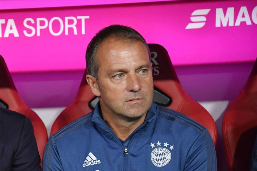 FC Bayern Chief Karl-Heinz Rummenigge Rules Hansi Flick Out Of Germany Job