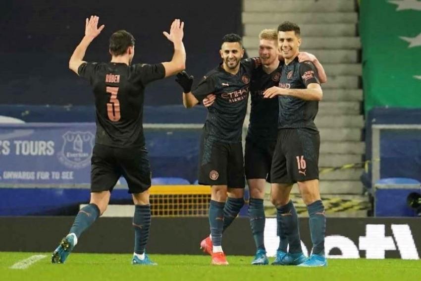 Everton 0-2 Manchester City: Gundogan And De Bruyne Secure FA Cup Semi-final Spot