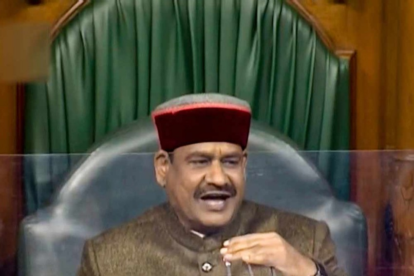 LS Speaker Om Birla Tests Positive For Covid-19, Admitted To AIIMS