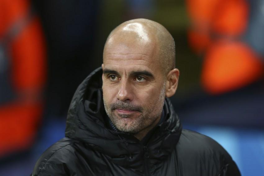 Pep Guardiola Lauds 'Remarkable' Man City After FA Cup Quarter-final Triumph Over Everton