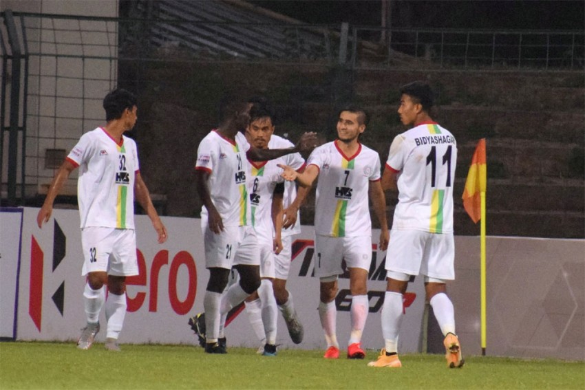 I-League: TRAU Face Churchill Brothers In Possible Title Decider - Preview And Live Streaming