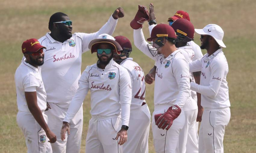 WI Vs SL, 1st Test, Day 1: Jason Holder Fifer Reduces Sri Lanka To 169; West Indies Openers Cautious - Highlights
