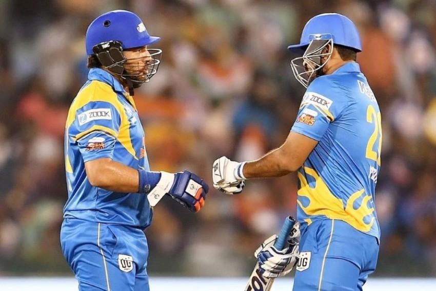 Yusuf Pathan, Yuvraj Singh Help India Legends Beat Sri Lanka Legends By 14 Runs, Win Title