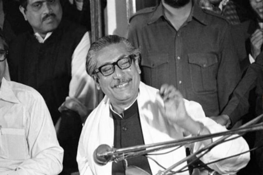 India Awards Gandhi Peace Prize 2020 To Bangladesh's Former President Sheikh Mujibur Rahman