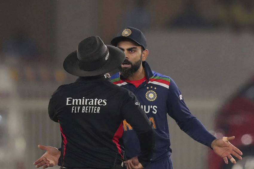 Virat Kohli's Take On DRS: Umpire's Call Creates Confusion, If Ball Is Hitting Stumps It Should Be Out