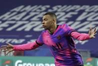 Lyon 2-4 Paris Saint-Germain: Hundred Up For Kylian Mbappe As Champions Go Top Of Ligue 1
