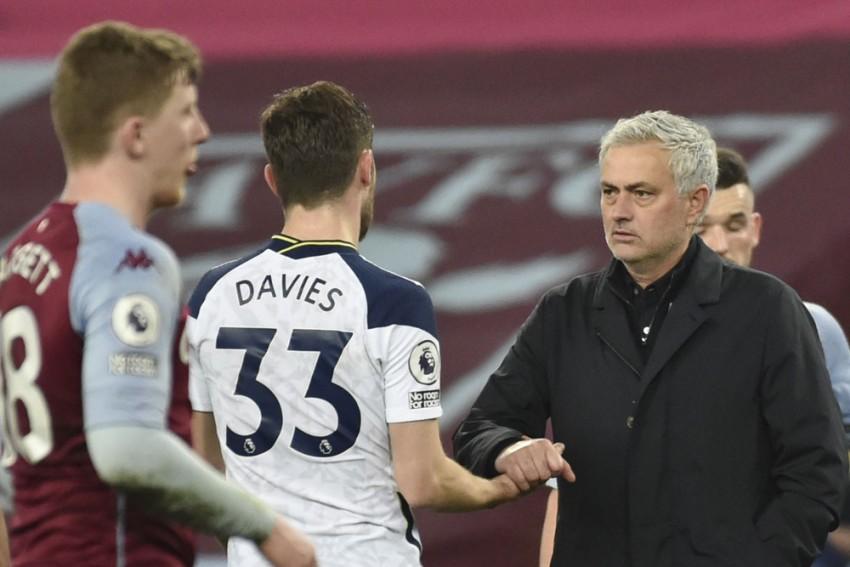 Aston Villa 0-2 Tottenham: Spurs Finish Woeful Week In Premier League Top Six
