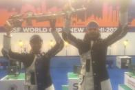 ISSF Shooting World Cup: India's Youth Brigade Dominates - Day 3 Wrap
