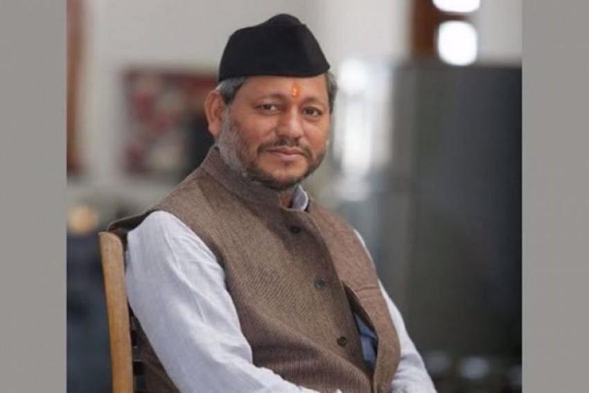 Uttarakhand CM Tirath Singh Rawat Tests Covid-19 Positive