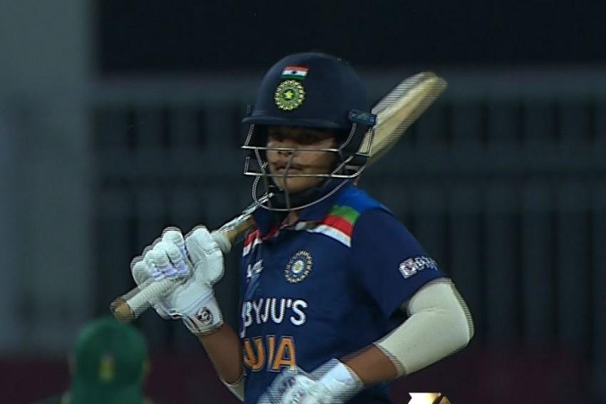 India Opener Shafali Verma Regains Top Spot In ICC T20 Rankings