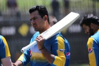 Pakistan Opener Sharjeel Khan Dismisses Concerns Over His Fitness Level Ahead Of South Africa Tour