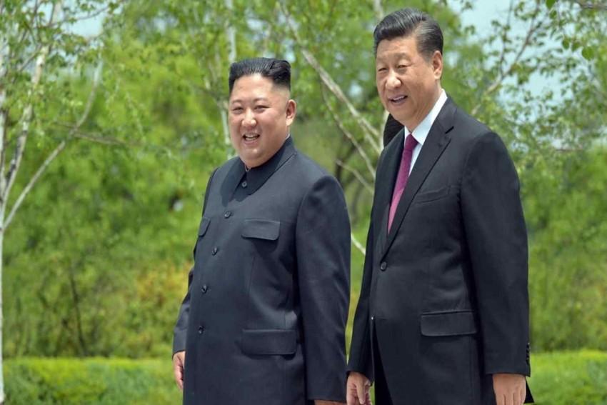 Xi Jinping, Kim Jong Un Share Messages Reaffirming China-North Korea Alliance