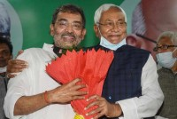 Bihar CM Nitish Kumar Is Building Bridges With Friends And Foes To Recover Lost Ground