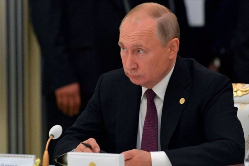 Vladimir Putin Vaccinated Against Covid-19, Does Not Reveal The Name Of The Vaccine