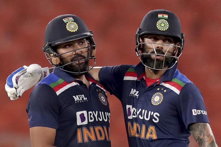 Virat Kohli, Rohit Sharma Move Up In ICC T20 Rankings