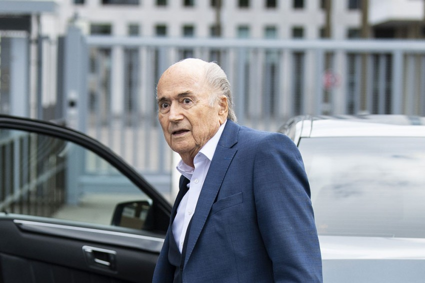 Sepp Blatter Banned By FIFA A 2nd Time For Financial Wrongdoing
