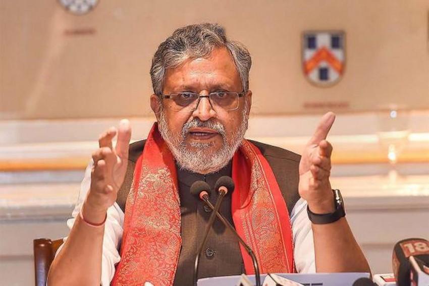 Can't Add Petrol, Diesel Under GST Regime For Next 8-10 Years: Sushil Modi