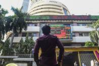 Sensex Tumbles Over 300 Points In Early Trade; Nifty Slips Below 14,800