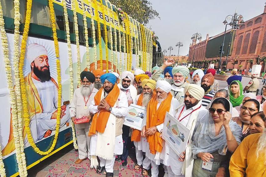 In The Guru's Footsteps