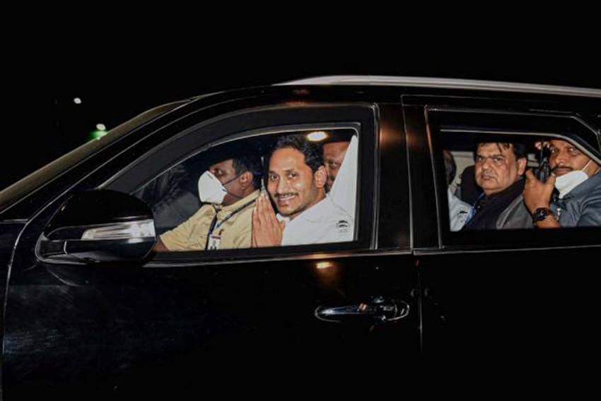 SC Panel Dismisses Andhra CM's Complaint Against Justice N V Ramana
