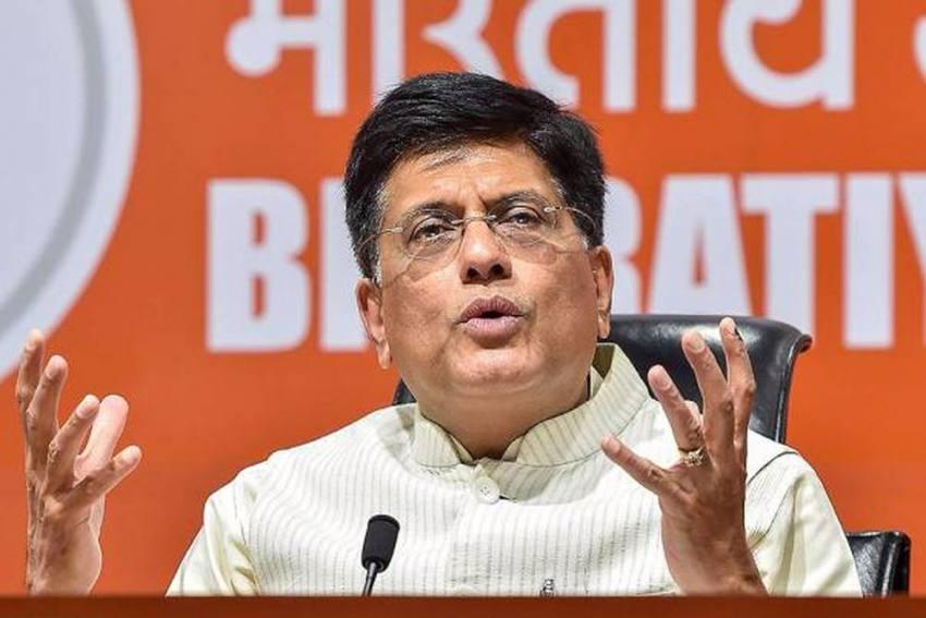 Less Than 10% Railway Stations Have CCTV Cameras Installed: Railways Minister Piyush Goyal