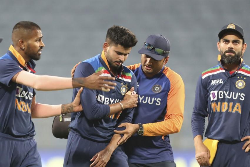 Injured Shreyas Iyer Set To Undergo Surgery, Out Of Entire IPL 2021