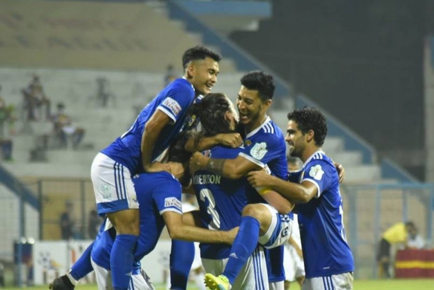 I-League: Real Kashmir End Campaign With Victory Against Mohammedan Sporting