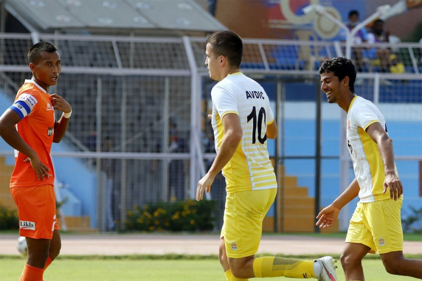 I-League: Chennai City Beat NEROCA 2-1, End Campaign On Positive Note