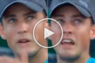 Angry About Tennis Politics, Vasek Pospisil Stages Tirade In Miami - WATCH