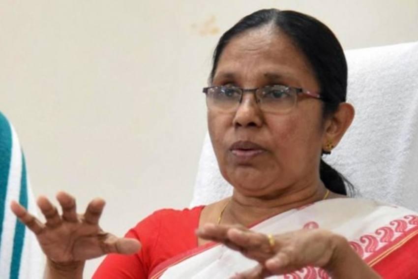 We Won't Let BJP Ruin The Secular Fabric Of Kerala: Health Minister KK Shailaja