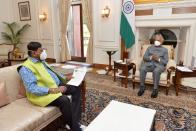 Ramdas Athawale Meets Ram Nath Kovind, Seeks President's Rule In Maharashtra