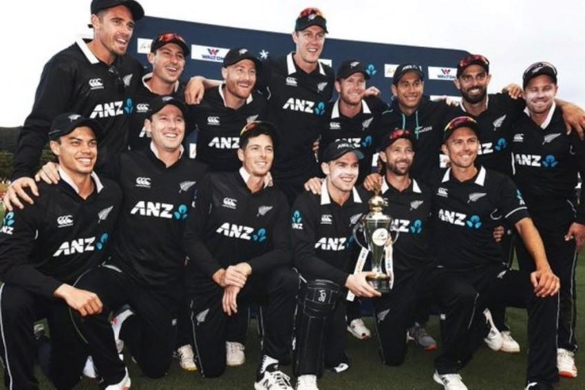 New Zealand Defeat Bangaldesh By 164 Runs To Win 3rd ODI, Sweep Series 3-0