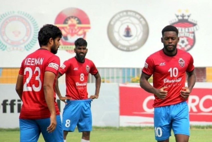 Churchill Brothers Face Uphill Task Against Punjab FC In Search For 3rd I-League Title