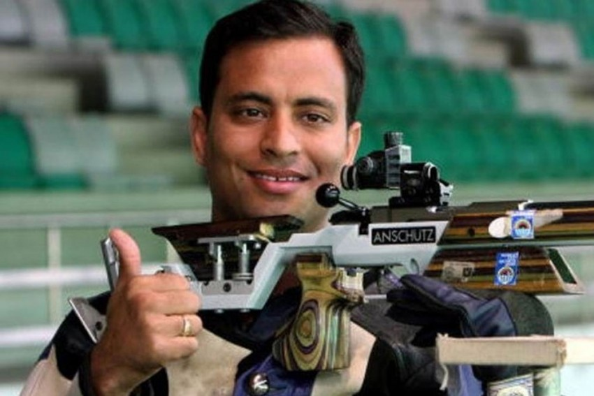 ISS Shooting World Cup: India Win 50m Rifle 3 Positions Mixed Team Gold