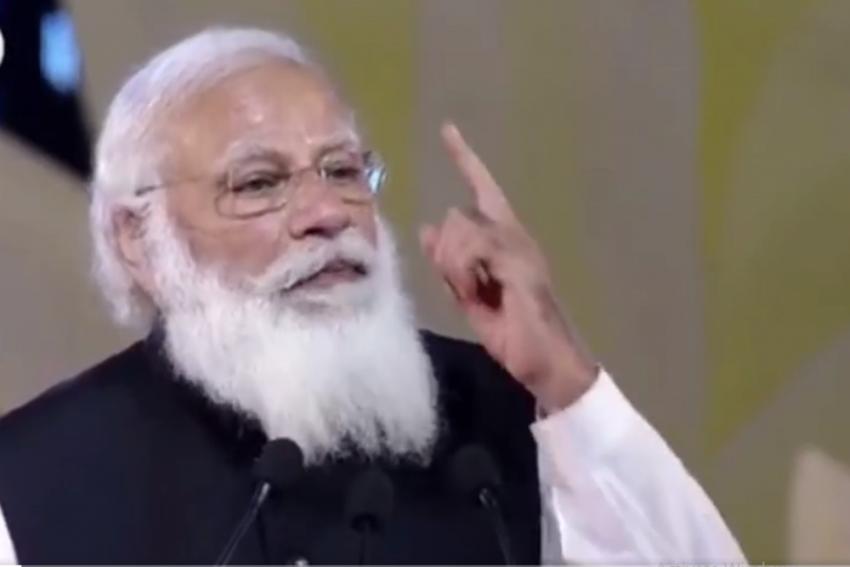 I Was 20-22 Years-Old When I Did Satyagraha For Bangladesh's Freedom: PM Modi In Dhaka