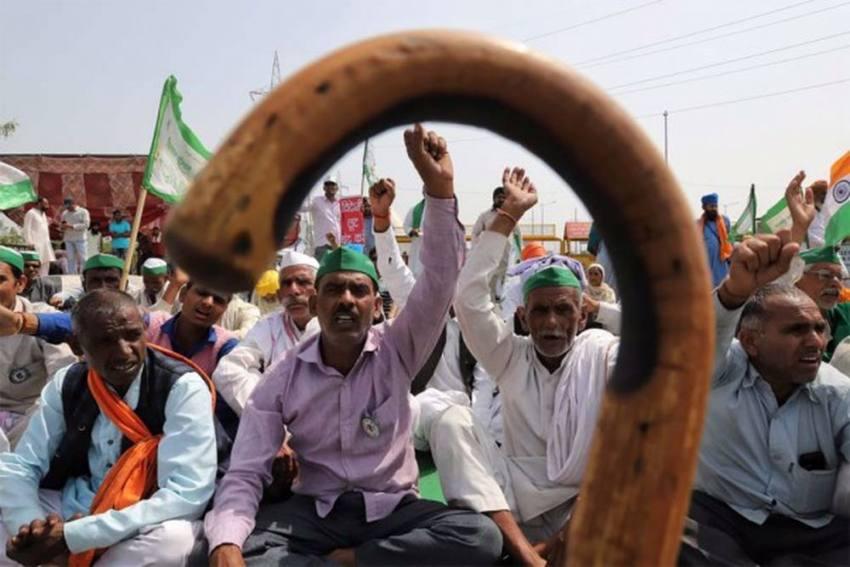 Bharat Bandh: Trains Cancelled As Protestors Squat On Tracks, Disrupt Rail Traffic