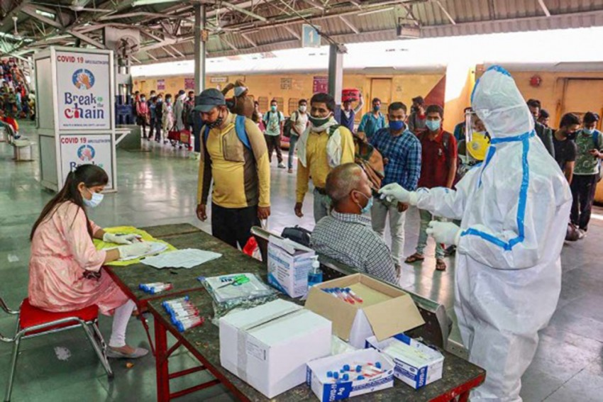 Covid-19: India Logs 62,258 New Infections, 291 Deaths In 24 Hours