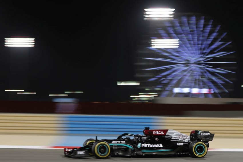 F1 2021 Season Starts With Bahrain GP - Where to Watch Live Streaming and Live TV