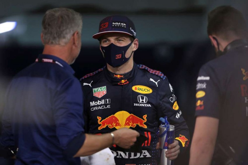 F1: Red Bull's Max Verstappen Takes Superb Pole At Bahrain GP Ahead Of Lewis Hamilton