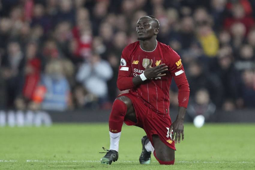 Sadio Mane 'More Proud Than Ever' To Be At Liverpool