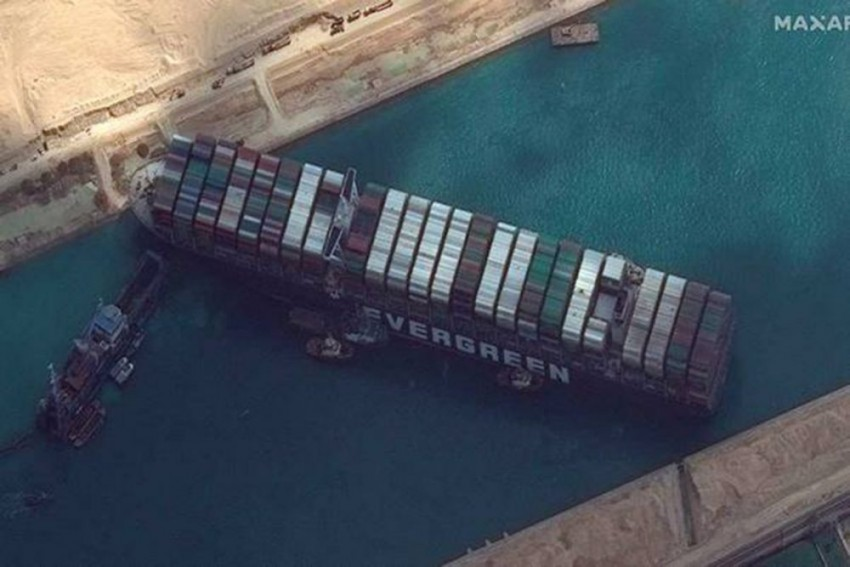 Suez Canal: Hilarious Memes Coming Out Of World Trade Concern